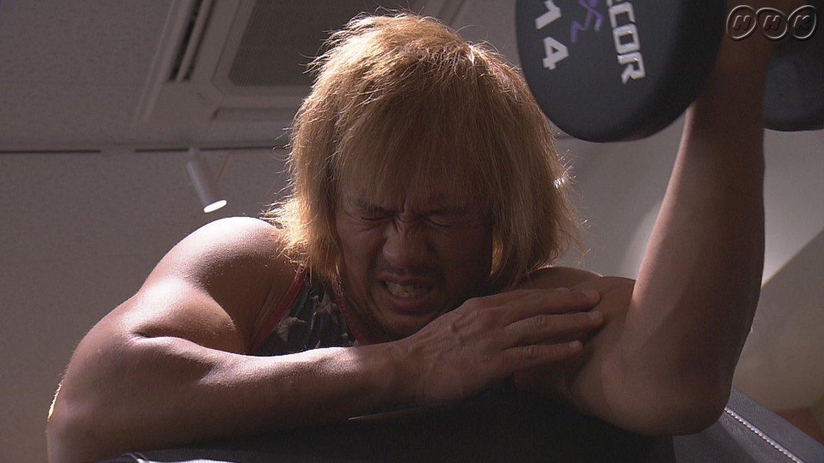 新日本プロレスリング株式会社's photo on 内藤哲也