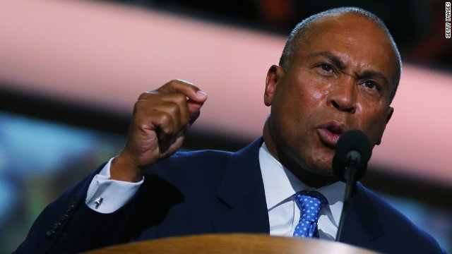 """Former Massachusetts Gov. Deval Patrick announces that he will not run for president in 2020, citing the """"cruelty of our elections process"""" https://cnn.it/2AVSpuN"""