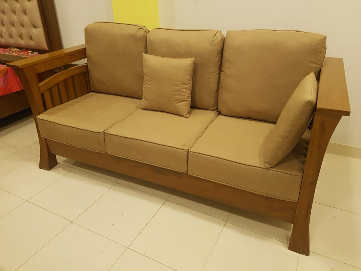 "Iwood Furniture On Twitter: ""Oak Wood Sofa At Iwood Karachi Best Sofa Set At Iwood For Display. We Have Made This Brilliant Sofa Set Once Before. . Please Visit Our Site Https://t.co/QGsFYu99ax"