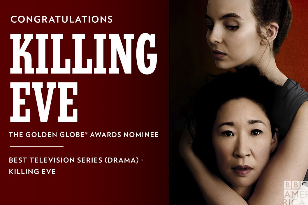 Killing Eve's photo on best television series