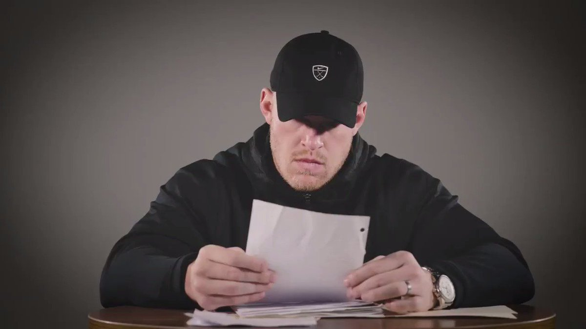"""""""Dear Kyle""""  @KyleRudolph82 touched more lives than you could imagine in Minnesota.   (via @Vikings)"""