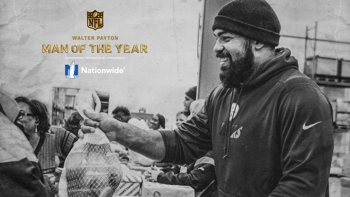 Pittsburgh Steelers's photo on Walter Payton Man of the Year