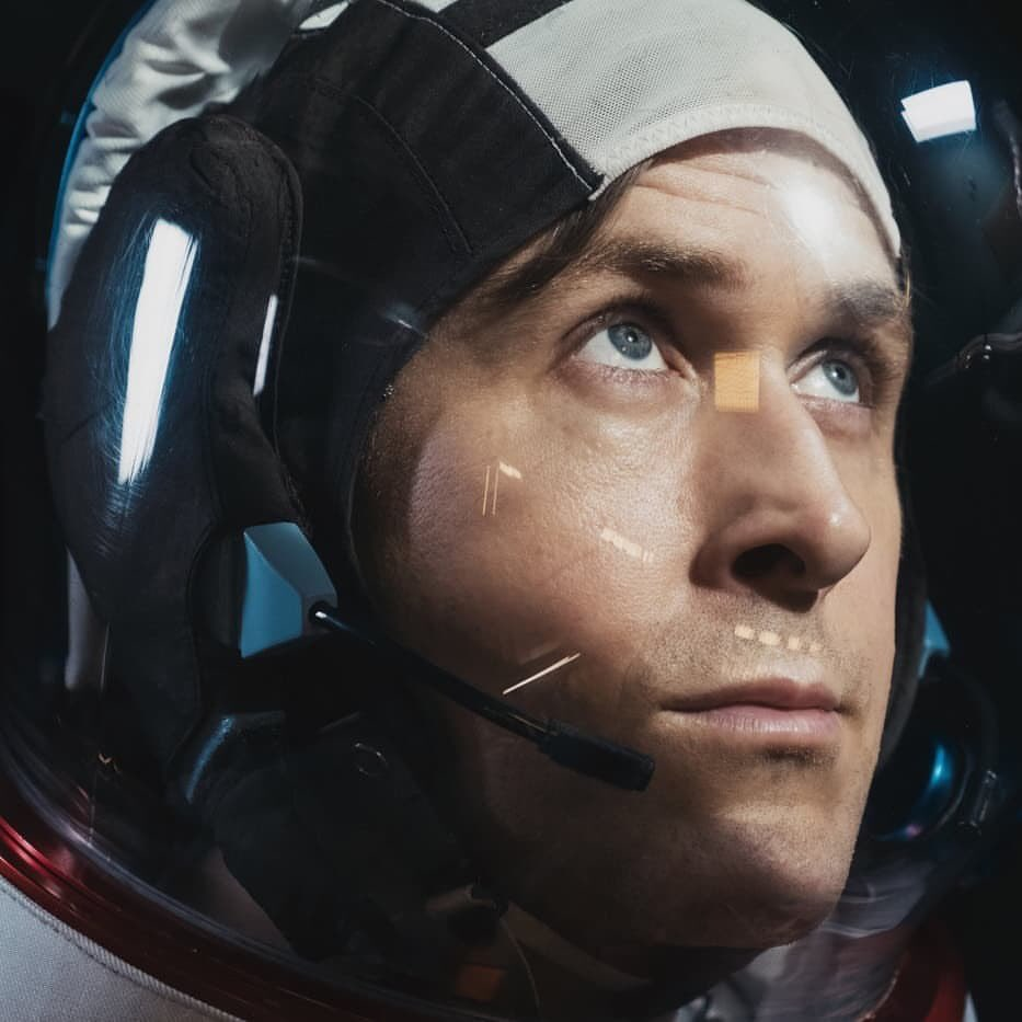 #GoldenGlobes: Damien Chazelle & Ryan Gosling ROBBED ... when the the HFP can't do his work #FirstMan  rules 💫