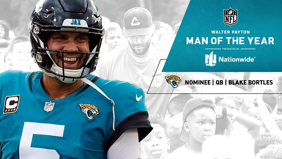 #DUUUVAL's photo on Walter Payton Man of the Year