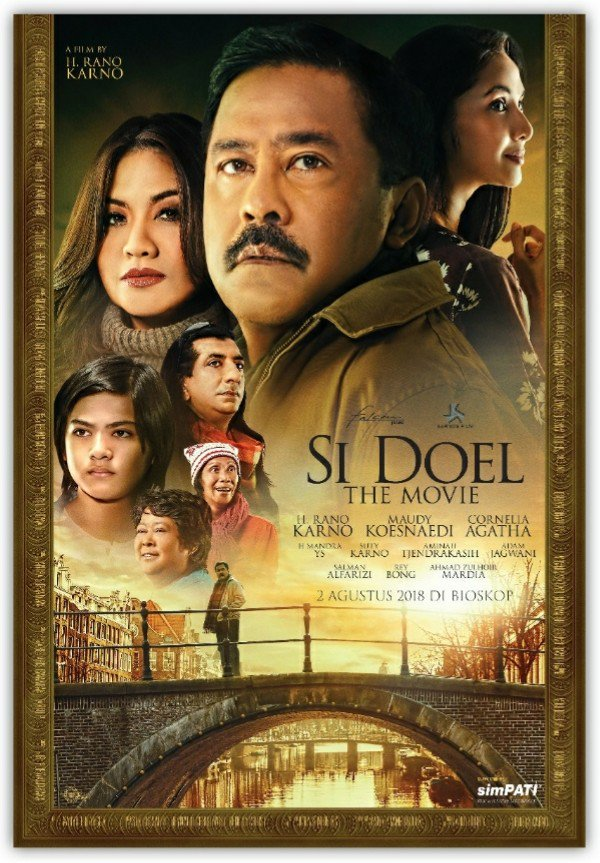 Danny Vu On Twitter Iamwatching Si Doel The Movie Rano Karno