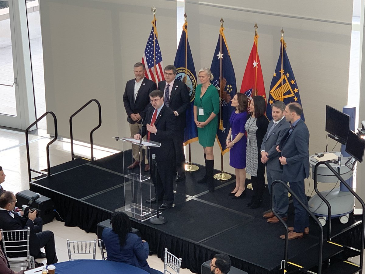 VA's Anywhere to Anywhere telehealth system is the largest in the country. We are thankful to our partners, such as Phillips, VFW and the American Legion, who help us provide innovative care to Veterans everywhere.  https://www. va.gov/opa/pressrel/p ressrelease.cfm?id=5157 &nbsp; …  #A2ATelehealth <br>http://pic.twitter.com/zCqEASRnS8