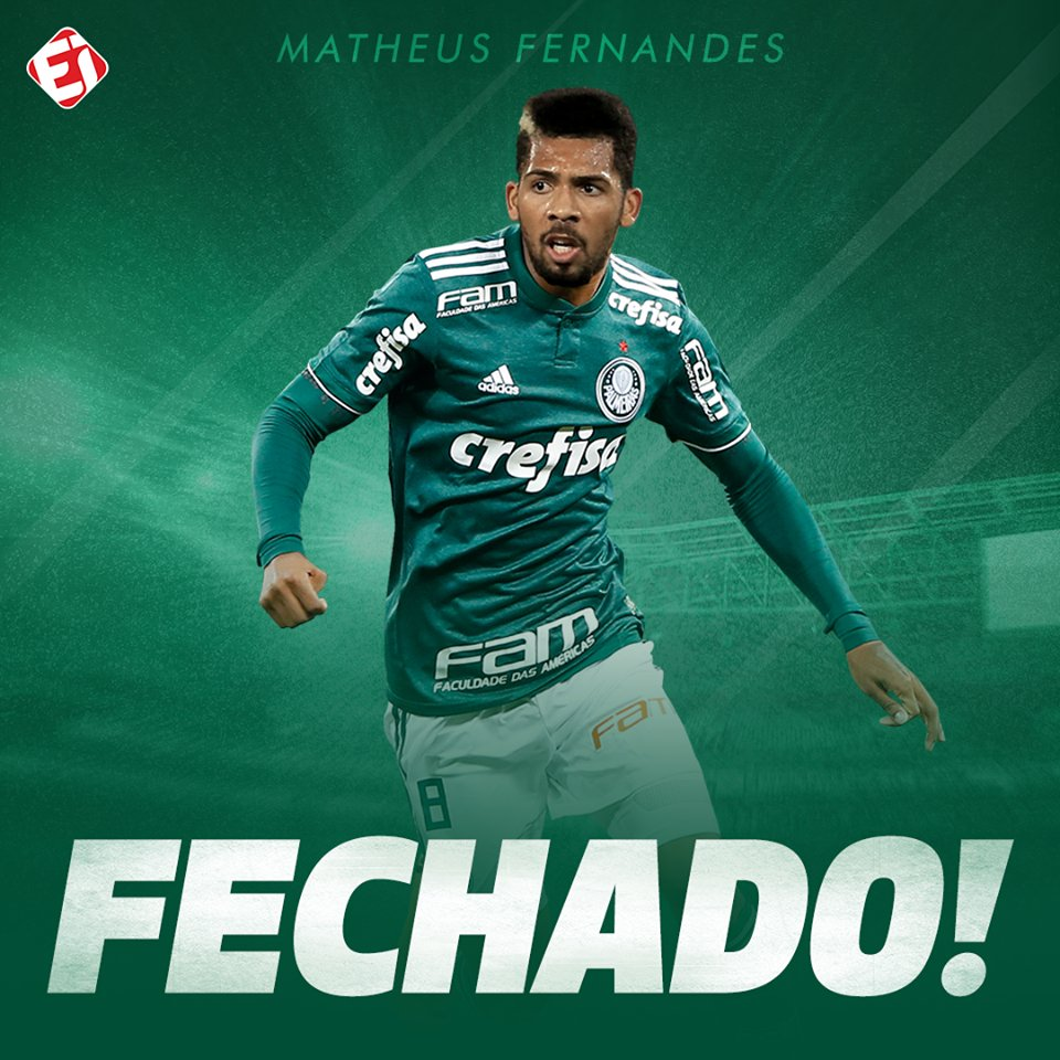 Esporte Interativo's photo on Matheus Fernandes