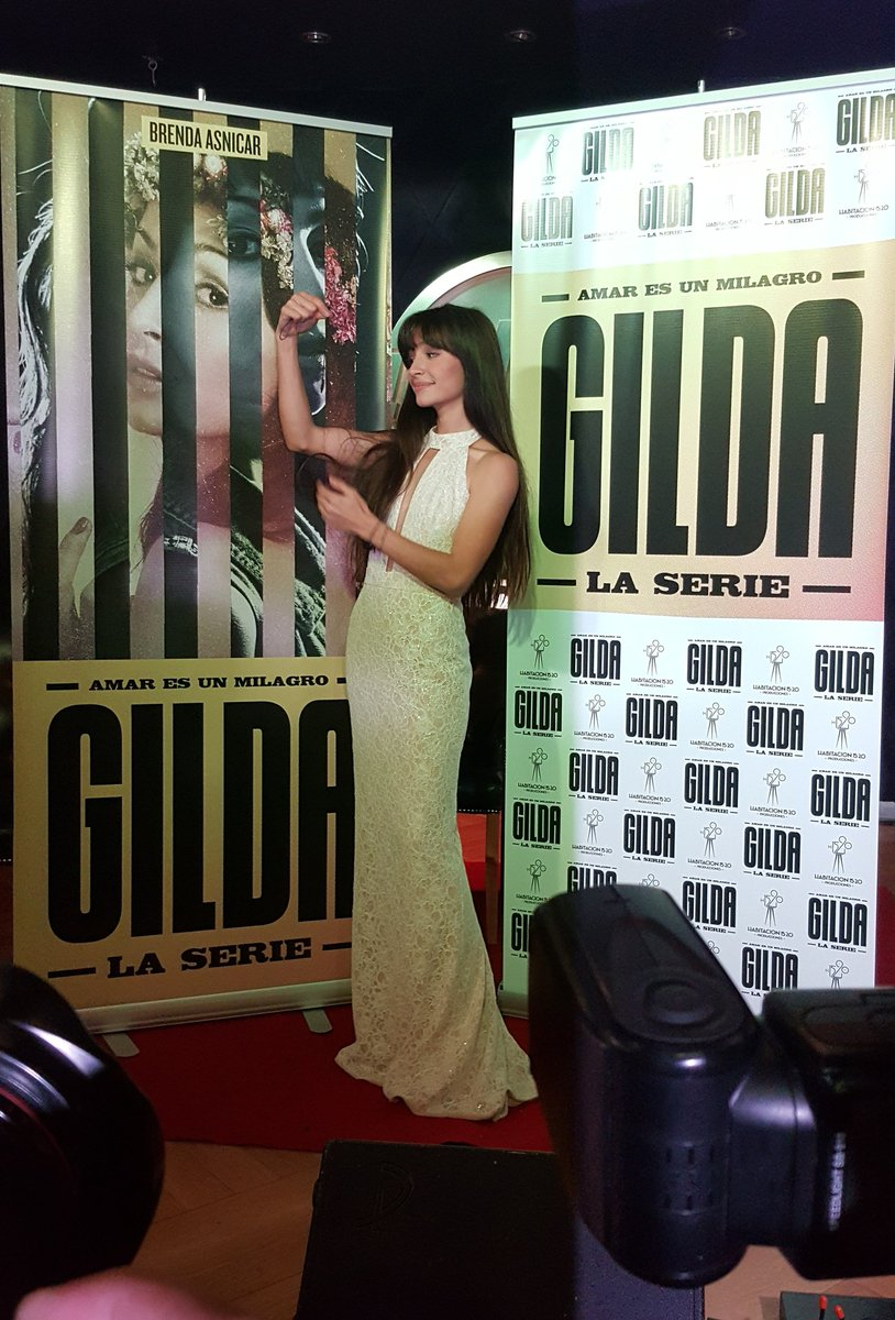 Estrelladas TV's photo on Gilda