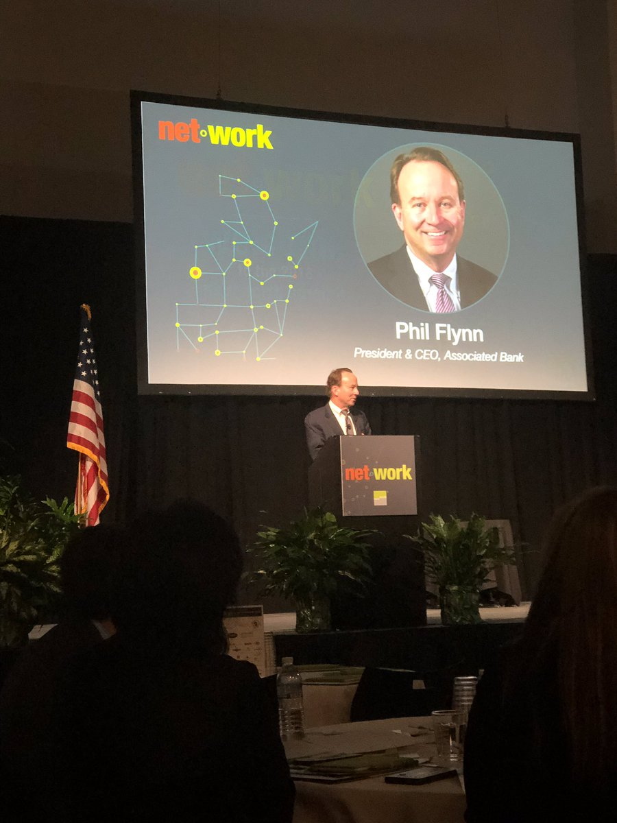 Phil Flynn delivers first ED Talk at #nnsummit18 <br>http://pic.twitter.com/QHA3ROUJcK