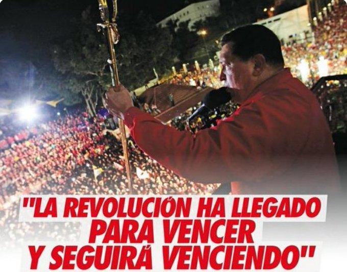 20 AÑOS DE BATALLAS, LUCHAS Y EXCELENTES SEGUIR VENCIENDO PUEBLO! #20AñosVictoriaPopular Photo