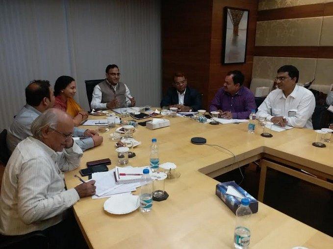 પ્રધાનમંત્રી જ આરોગ્ય યોજનાના અમલીકરણમાં ગુજરાત દેશભરમાં પ્રથમ ક્રમે : આયુષમાન ભારતના સી.ઇ.ઓ.