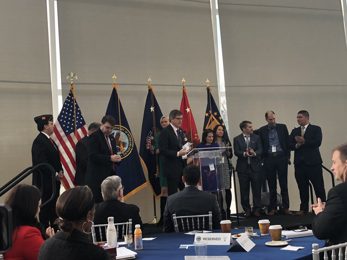Exciting announcement from our friends at @PhilipsNA at #A2ATelehealth - they'll be partnering with @DeptVetAffairs @AmericanLegion @VFWHQ to deliver telehealth through posts across the country - very exciting news for the families @DoleFoundation serves!<br>http://pic.twitter.com/XUN6lWN1nz &ndash; à United States Institute of Peace