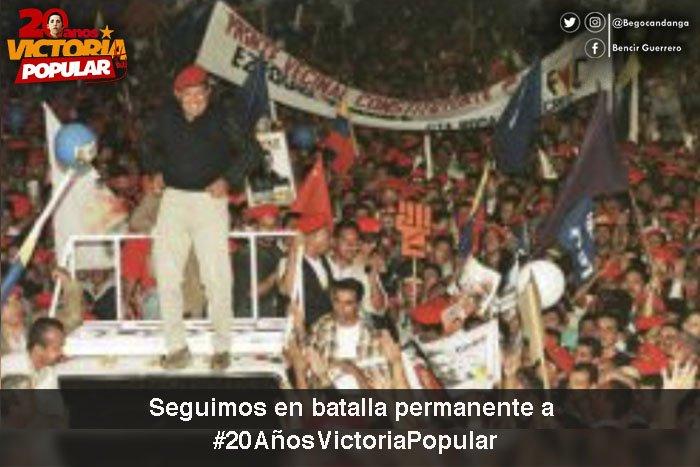 BENCIR GUERRERO O.'s photo on #20AñosVictoriaPopular