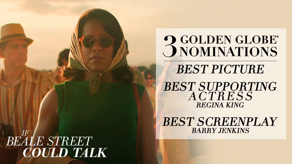 If Beale Street Could Talk's photo on Best Supporting Actress