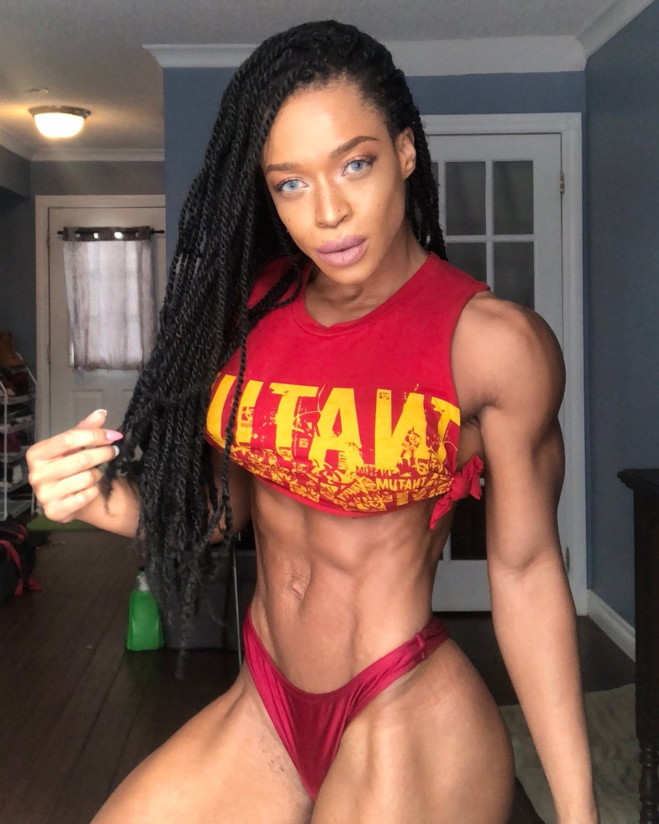 Ebony Lightskin Big Tits