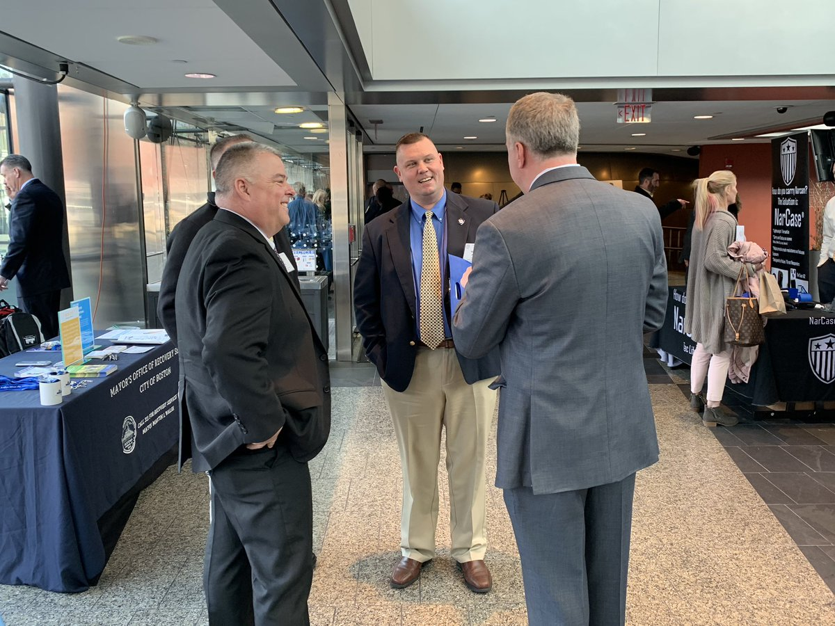 .@LittletonMAPD's Chief @pinard_matt and  Deputy Chief are at the #PAARISummit2018 discussing law enforcement's role in overcoming the opioid crisis. <br>http://pic.twitter.com/RoPDQUj2Iv