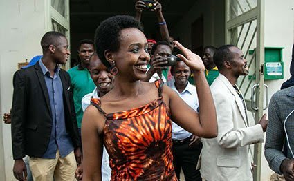 Diane Rwigara And Her MotherAcquitted Photo