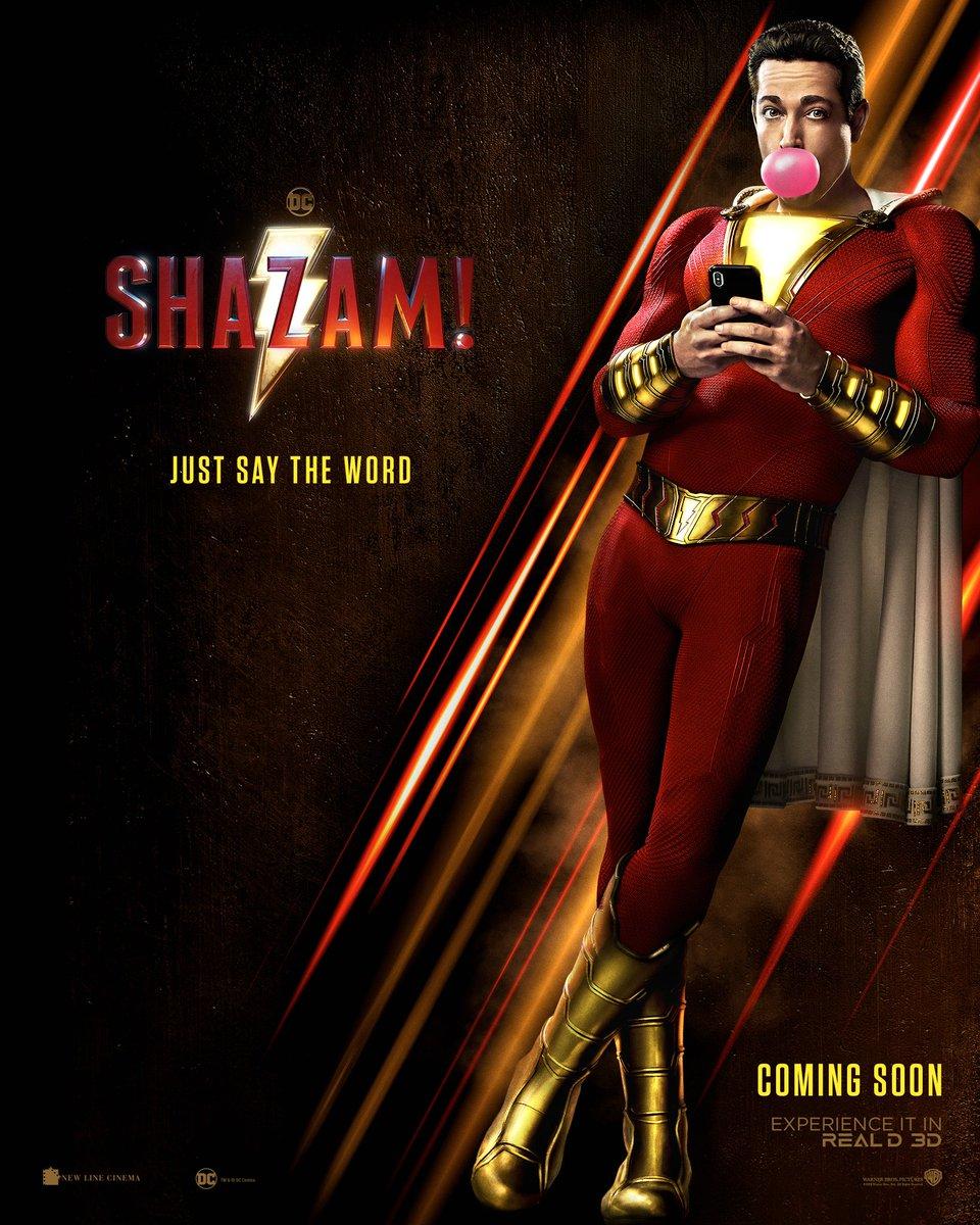 Warner Bros FR's photo on #Shazam