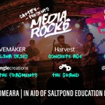 Who will be crowned media's ultimate band? 🎸🏆 Meet the bands rocking at #mediarocks 2019 & grab your tickets! https://t.co/ymaBge4ru5 #captify #media #adtech @WavemakerUK @JungleCreations @harvestdigital @the7stars @OMD_UK @iprospectuk