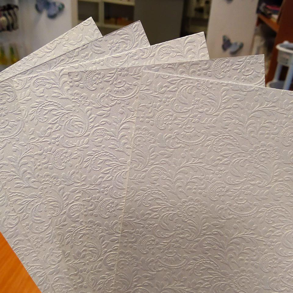 Заготовки для открыток из дизайнерского картона