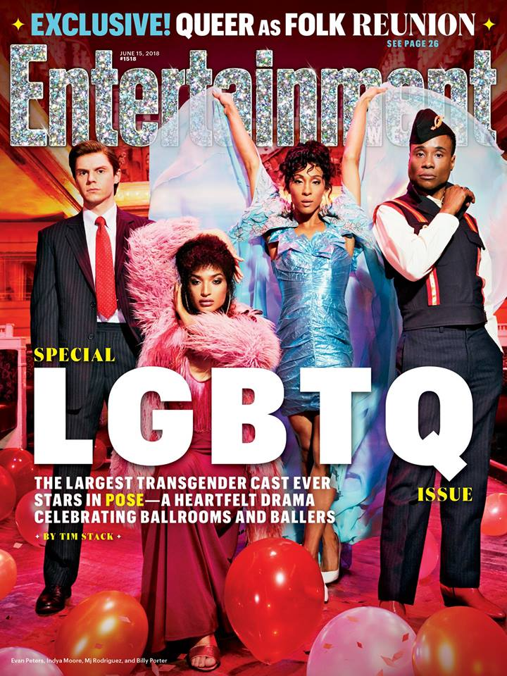 Entertainment Weekly's photo on Billy Porter