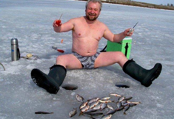 Как согреть ноги зимой на рыбалке