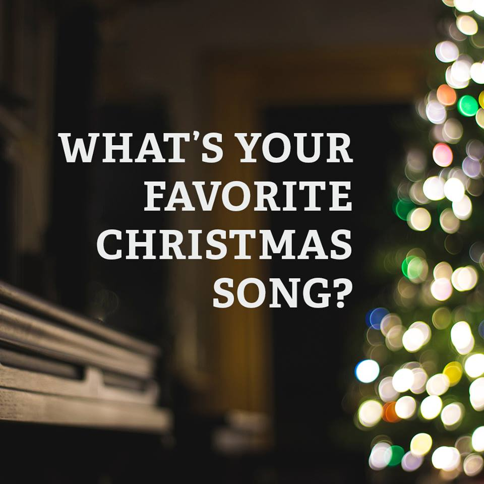What's your favorite Christmas song? https://t.co/BHq9OIAyDa