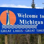 Image for the Tweet beginning: Michigan Officially Legalizes Marijuana For