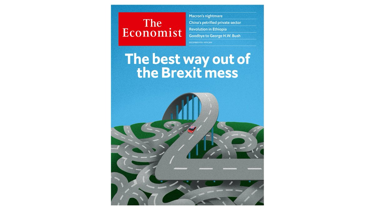 Now that the British people know what Brexit really means, they deserve a chance to say whether they still want it. Our cover in Britain this week https://econ.st/2EhDAqr