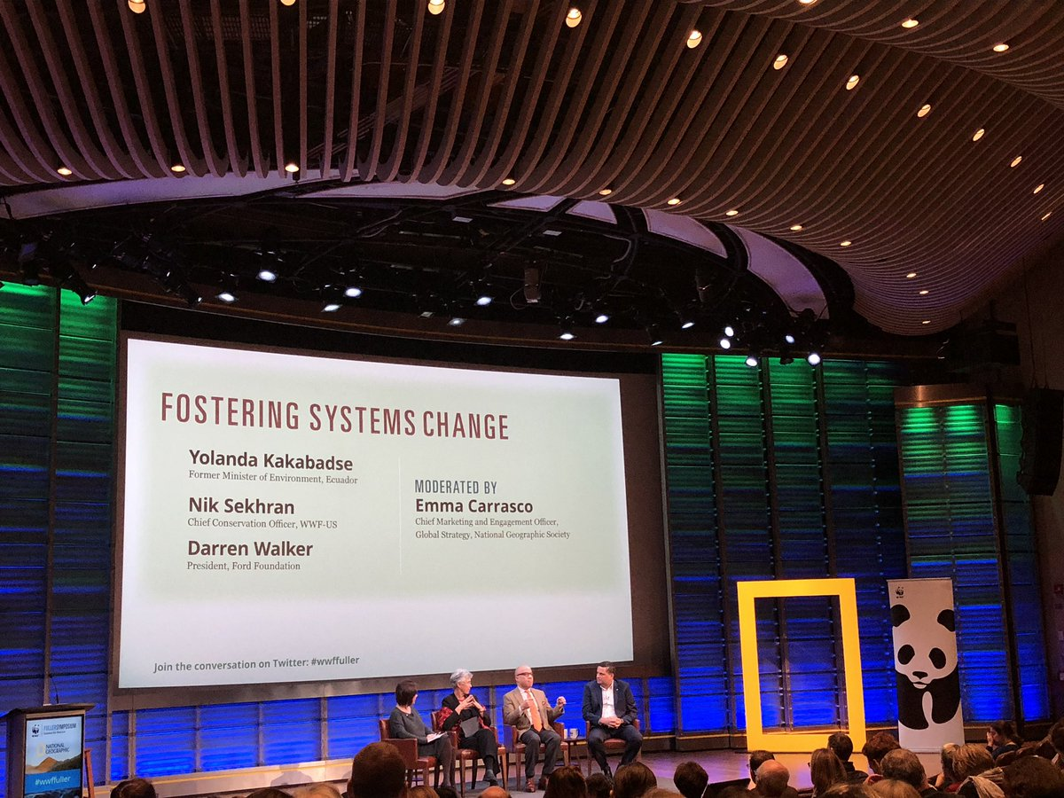 #WWFfuller system change needs collaboration. To go beyond logos and egos. To listen to those closest to the problems. To fight the sparks before the fire! @niksekhran @y_kakabadse @darrenwalker<br>http://pic.twitter.com/cEKDVgNK7M