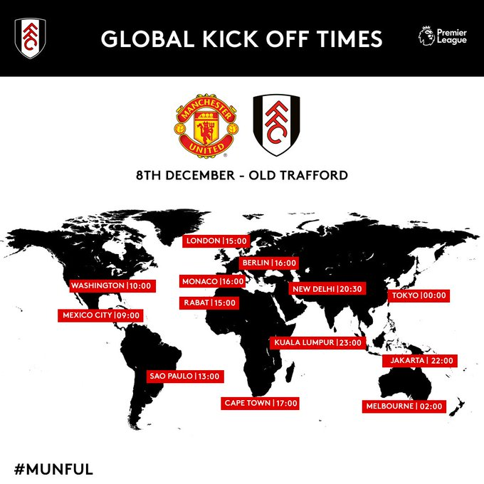 3⃣ hours until Tuning in today? 🌎#MUNFUL Photo