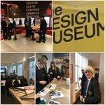 Image for the Tweet beginning: Year 10 Design scholars visited