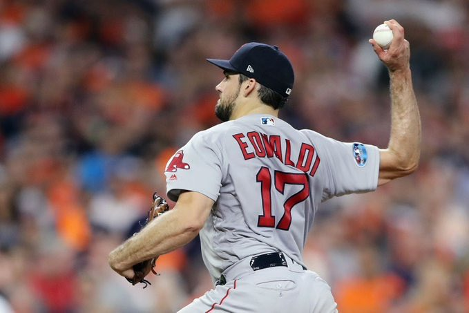 Marino Pepén's photo on Nathan Eovaldi