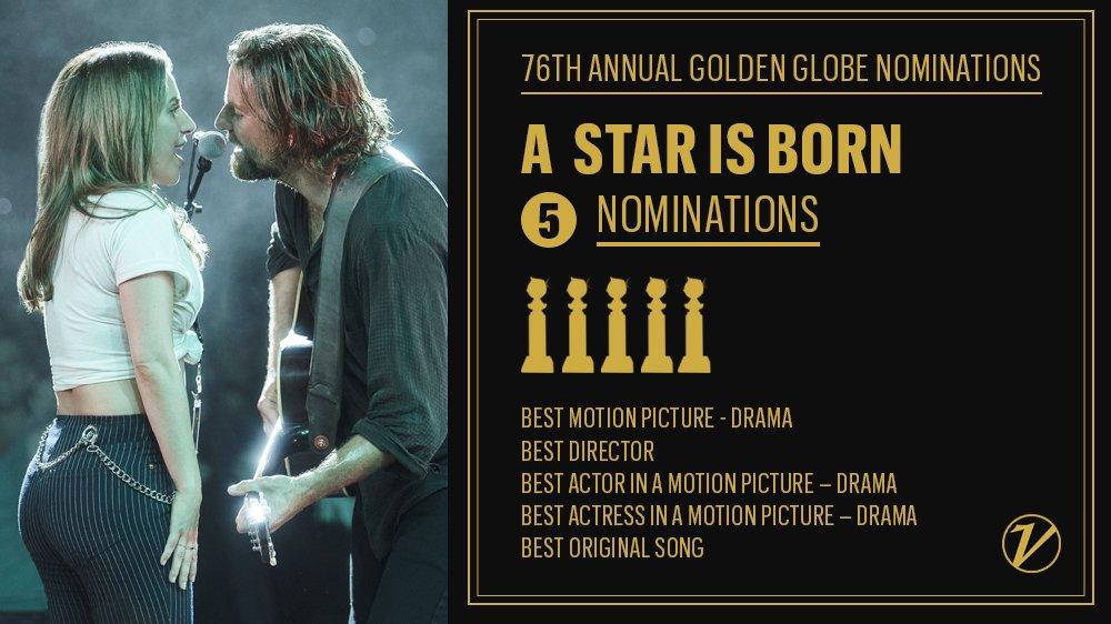 Variety's photo on Golden Globe