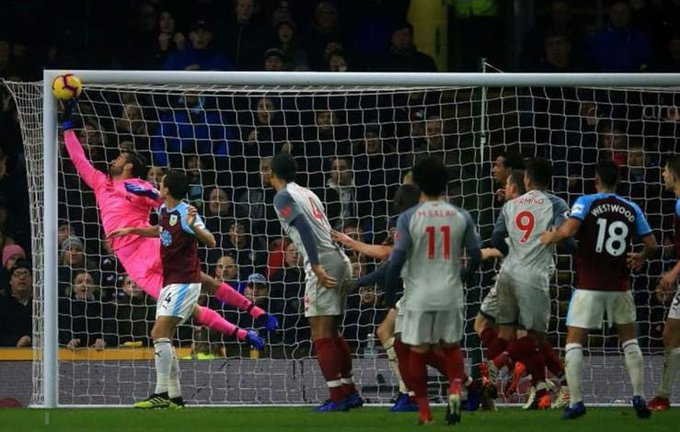 It's pretty clear now Alisson has shown why he's proved his price tag since arriving. Crucial saves vs Brighton, Palace, Chelsea, Watford, Everton and Burnley. A world class goalkeeper keeps you at least 12-15 points a season and he's proving that so far. Photo