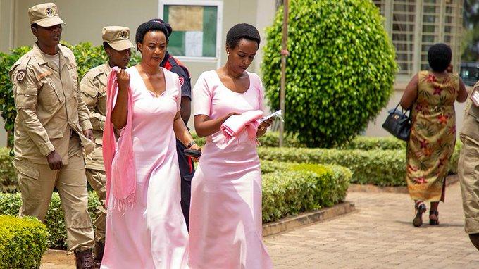 Kagame Critic Diane Rwigara Acquitted - Photo