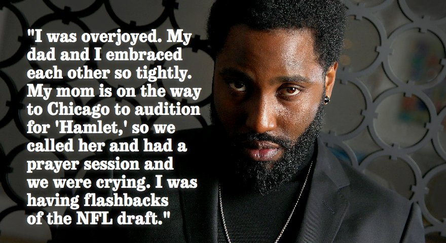 John David Washington was with his dad Denzel when he heard his #GoldenGlobes nom for @BlacKkKlansman, and they called his mom after to share the good news.  &quot;They were in tears, &#39;cause they know their baby boy has been working hard&quot;  https:// lat.ms/2KYfL7C  &nbsp;  <br>http://pic.twitter.com/pWDT79u5vO