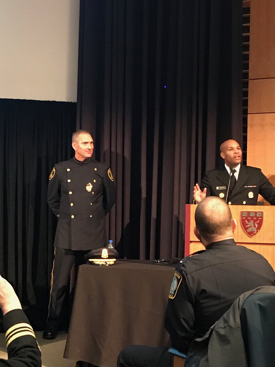 &quot;Law enforcement has more routine contact with addicted persons than health care providers.&quot; -Dr. Jerome Adams, US @Surgeon_General  &quot;Who would have thought that the path to addiction treatment would start in the lobby of a police station?&quot; -Chief Fred Ryan, #paarisummit2018 <br>http://pic.twitter.com/DHEICXlSdD
