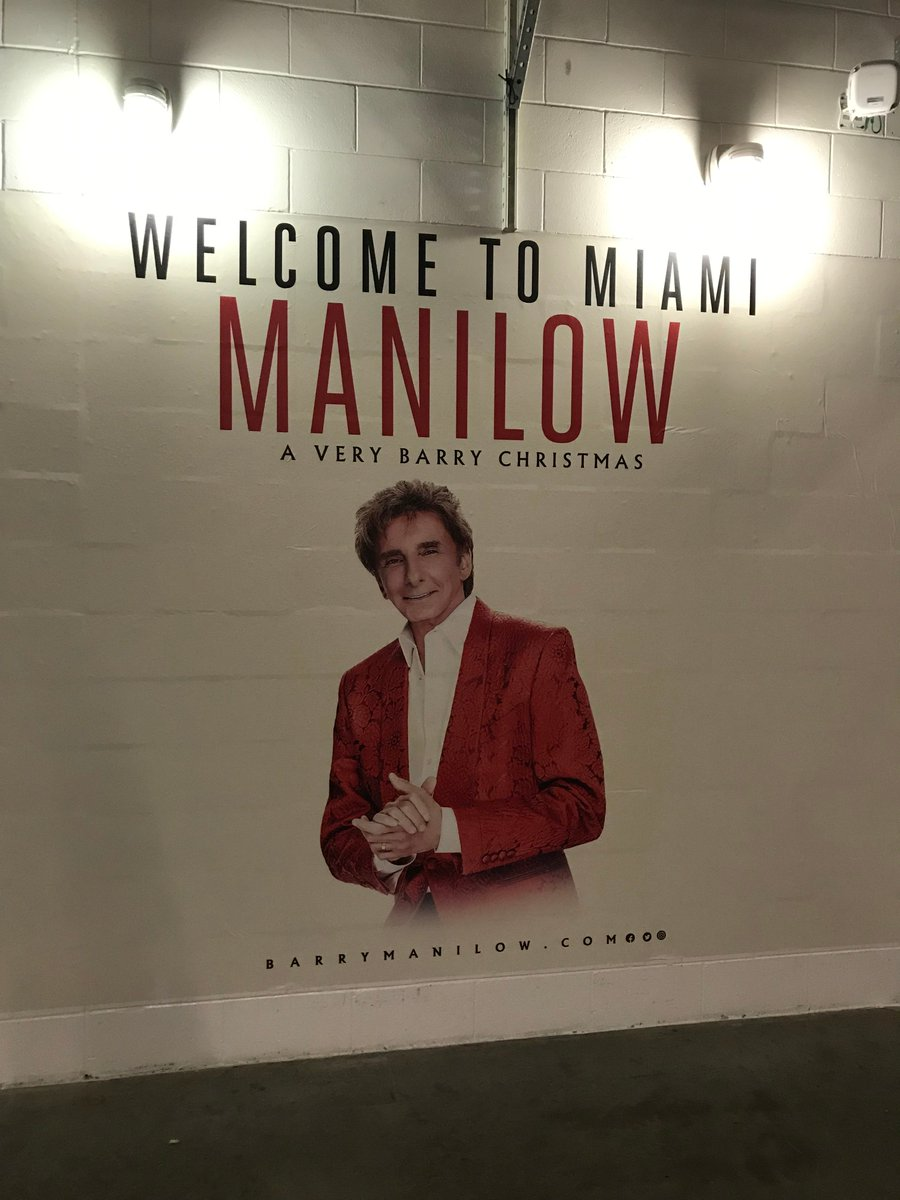 Barry Manilow (@barrymanilow) | Twitter