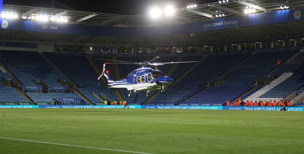 Investigators say the Leicester City helicopter pilot lost control after his pedals became disconnected from the tail rotor blades bbc.in/2RyzQUM