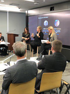 Excited to be at the #SAPPartner Business Forum in NYC today! Many great speakers who are diving deep in SME and partner topics <br>http://pic.twitter.com/3zdpRUCI9C