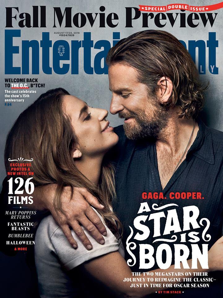 Entertainment Weekly's photo on Bradley Cooper