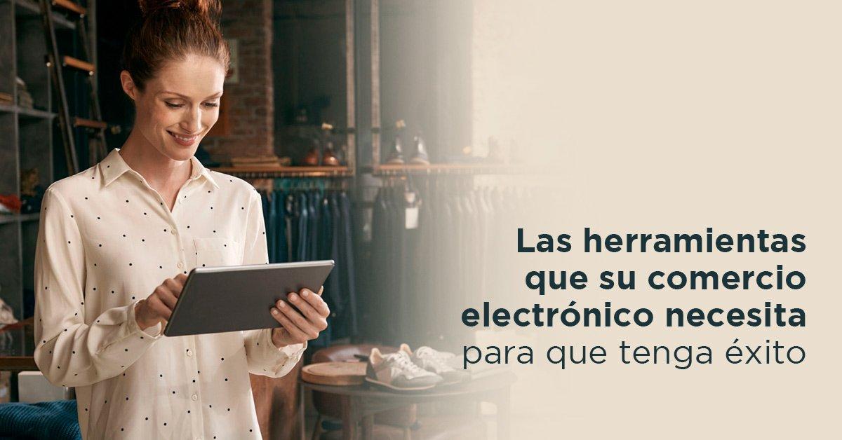 Las herramientas que necesita para que su comercio electrónico tenga éxito https://t.co/7FFVXIYhEe https://t.co/XnKwigf18h