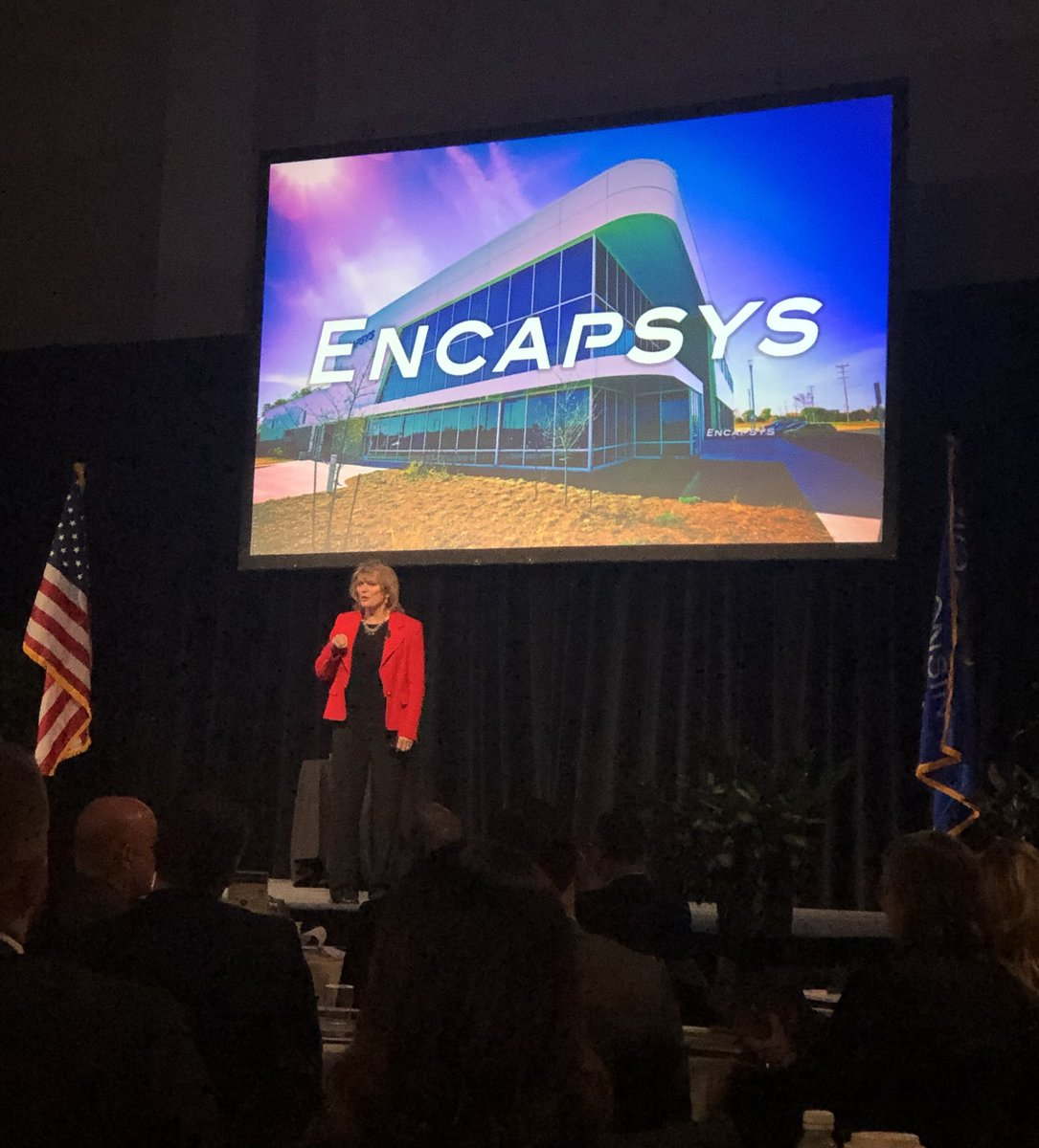 Awesome to hear from Mary Goggans with #Encapsys at the @TheNewNorth  summit! @EUA #NNSummit18 Love the intern strategy of this Encapsys! Congrats Kai on your accomplishments! #talent<br>http://pic.twitter.com/UcHWxpPOJz