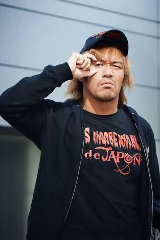 KAWASHIMA SD's photo on 内藤哲也