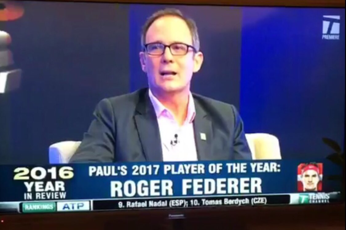 I was going through my old photos... @paul_annacone's late 2016 prediction is still one of the best ever.  #Federer <br>http://pic.twitter.com/TTL07TyTmX