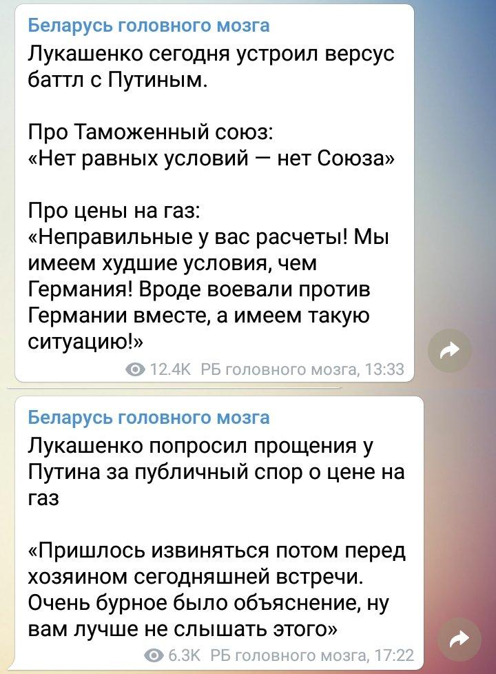 Лукашенко поругался с Путиным на открытии заседания ЕАЭС, обвинив Россию в завышении цены на газ - Цензор.НЕТ 5690