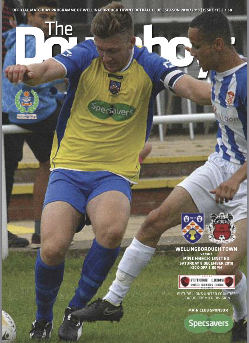 Home to Pinchbeck on Saturday  Programme Printed  ✔️ Squad Chosen ✔️ Players Ready  ✔️ Pitch looking great ✔️ Burgers/Food delivered ✔️ Bar Stocked ✔️ Xmas Draw tickets sold ✔️ Xmas Draw all set for 6pm ✔️ Early Xmas pressie - 3 pts 🙏🏻 @JonDunhamNT @UCLFanZone @utdcos @wellyorg