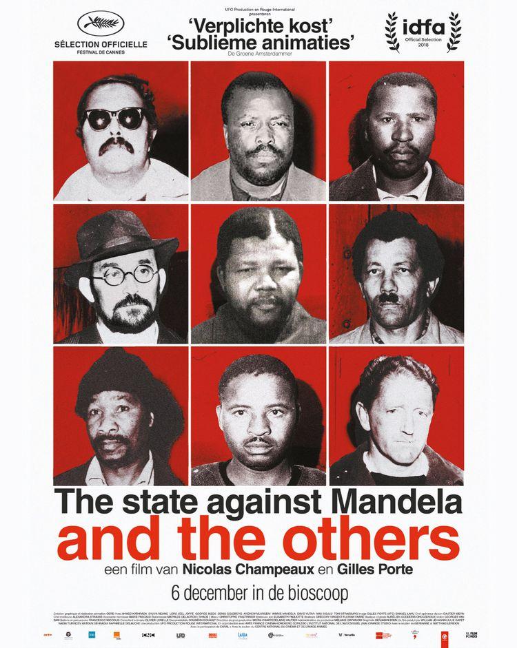 De laatste: The State Against Mandela and the Others. Docu over 't proces in '63/'64 waarin Mandela samen met nog acht mannen op het punt stond om veroordeeld te worden tot de doodstraf. Nog niet gerecenseerd. Trailer: https://t.co/OAOI4Rqyqn #TheStateAgainstMandelaandtheOthers https://t.co/7PIYW0mpwM