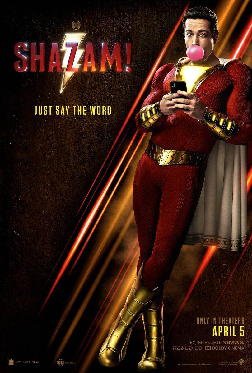 DC Extended Universe's photo on #Shazam